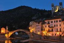Dolceacqua - Villa Hanbury - Balzi Rossi, Liguria