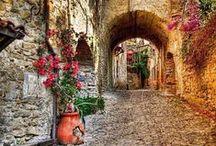 San Remo - Bussana vecchia, Liguria