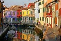 Torcello - Murano - Burano, Italy
