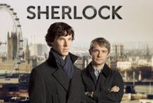 Sherlock BBC / MOFFAT U BETTER HURRY AND RELEASE SHERLOCK SEASON 4! Btw Johnlock ahead! / by Natsumi V. Winchester