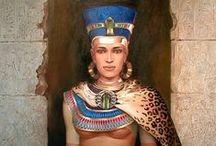- Egyptian costum -