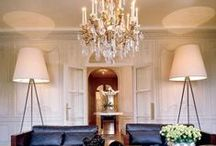 Eclectic Spaces / European antiques in the modern world