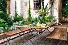 Garden + Veranda