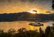 Lago di Orta, Piemonte