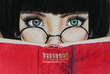 Eyes / Windows to the mind, bright eyes, mesmerising and enchanting, connecting to others