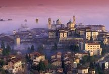 Lombardia, Italy /  Italia / Italie / italien