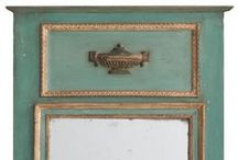 Mirrors / ** Check our website for an updated inventory of Mirrors at www.firesideantiques.com **