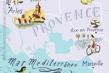 Inspiration Spring-Summer 2015 : La Provence / Provence is a part of France that is filled with colors, enchanting scents, and magic light. We were inspired by the earth tone color palette of this region to create our Spring-Summer 2015 collection : thistle, hay, stone, azure, olive and lavender.