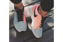 deportivas / salir a correr