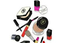 Beauty! / Os meus produtos queridos! Maquiagem, beleza, cabelo e tudo que eu adoro!