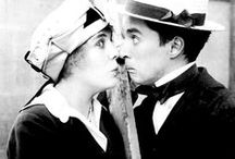 """∞ Charlie Chaplin ∞ / ♥ ☀  """"Be brave! Face life!""""  ☀ ♥"""