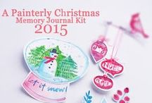 Christmas Scrapbooking / Scrapbook Kits that are handmade with love