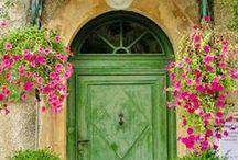 ♥ DVEŘE ♥ DOORS