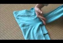 Tidying - Marie Kondo or KonMari Method / by KnitInColour