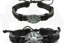 Men's Bracelets + Cuffs / Men's Bracelets + Cuffs