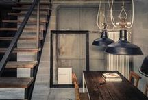 Lifestyle SO Industrial / The industrial Lifestyle is a very modern style, in which high-tech is often seamlessly combined with classic industrial elements. It is a very rigid style, which can look very 'cool' as well, alco thanks to the use of the many metal and grey colours.
