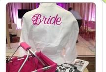 Bride monogram