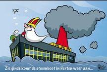 Cartoons of Rim / Cartoons made by Rim Beckers | www.kartoon.nl