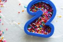 Delicious Birthday Parties / Tasty inspiration and ideas for your child's next birthday party