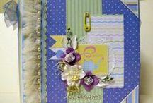 СкрапФолио / Мои работы по скрапбукингу: альбомы, открытки, конверты, коробочки, календари, шоколадницы и многие другие))