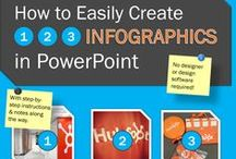 Technology - Infographics / Our largest collection, technology infographics and data visualizations span topics from software to hardware to general internet infographics.