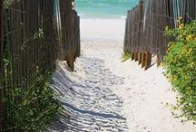 Exotic Travels and Local Seaside Getaways /  A few Getaway Places to check out. Bali, Seaside, Florida, Caribbean, Venice, Italy, Beaches, etc.