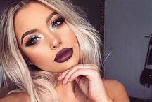 Makeup / #makeup #nyx #mac #lips