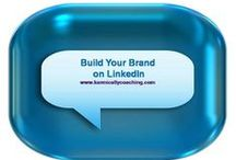 Brand Building on LinkedIn for Professionals / The place to find tips and suggestions to build up your profile, create your Brand and maintain it as part of the Karmic Ally Coaching Experience -The only Build Your Brand on LinkedIn Resource You will ever need.  http://karmicallycoaching.com/services-programs/build-your-brand-on-linkedin/