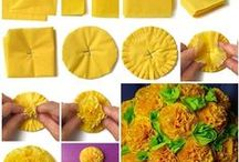 arty decorative foods