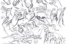 References and tutorials / Anatomy tips, expression sheets, tutorials, clothing references, etc.