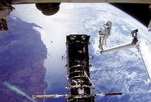 Space / Hubble Space Telescope, Space, Star