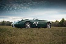 Austin-Healey / A collection of all things Austin Healey