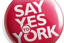 Yes to York / York University is building a new state-of-the-art campus in York Region's Markham Centre.