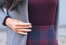 Winter Fashion / All outfits' inspiration perfect for winter season!