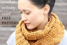 Crochet Scarves and Cowls / All free crochet patterns for scarves and cowls. Many are easy enough for a beginner to crochet with ease. Almost instant crafting gratification and they make great gifts.