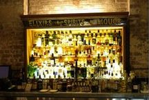 Gin Bars / Joints / Of all the gin joints...