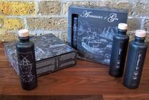 Our Gin Goodies / We're proud to be making gin goodies available to all!