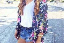 Summer Fashion / All outfits' inspiration perfect for summer season!