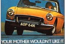 Classic Car Ads / Not so long ago, our classics were brand new. Enjoy the nostalgia of the golden years of advertising through these ads of now-classic cars.