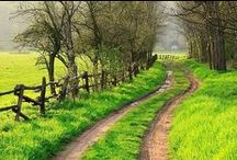 ♥♡♥Grandma's Roads♥♡♥ / by Prayer Whisperer 2