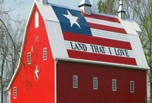 ♥♡♥Grandma's Patriotic Farm♥♡♥ / We hold these truths to be self-evident, that all men are created equal, that they are endowed by their creator with certain unalienable Rights, that among these are Life, Liberty, and the pursuit of Happiness. ~ The Declaration of Independence  / by Prayer Whisperer 2