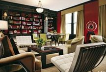 "Park Avenue Renewal / Pre-war Manhattan Apartment Renovation *Featured in Architectural Digest Magazine, ""Before & After"" Issue* ~ Designed by Pier, Fine Associates ~ www.pierfine.com"