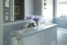 Bathrooms / Bathrooms ~ Designed by Pier, Fine Associates ~ www.pierfine.com