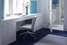 Home Offices and Libraries / Home Offices ~ Designed by Pier, Fine Associates ~ www.pierfine.com