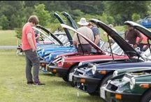 Motorfest 2015 / The Moss Motorfest is a car show, open house, and one heck of a party! Photos from our 2015 'fest in Petersburg, Virginia.
