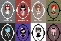 lolita and other styles