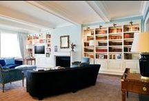 Carnegie Hill Apartment Renovation / This apartment was in estate condition and was gutted. New air conditioning, plumbing, partitions and finishes were installed creating a comfortable family home.  Designed by Pier, Fine Associates www.pierfine.com
