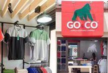 """Go&Co Almacenes / GO&CO """"The famous gorillas brand"""" Envíos a todo Colombia / WhatsApp pedidos: 304 465 55 29 E-mail: contacto@gococlothing.com www.gococlothing.com"""