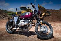 Street Scrambler and Race Cafè Motorcycle / The best Street Scrambler and Race Cafè motorcycle