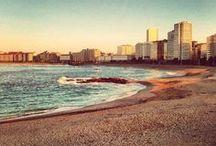 Inspiración en A Coruña